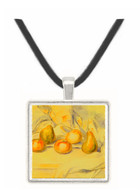 Still Life - Paul Cezanne -  Museum Exhibit Pendant - Museum Company Photo