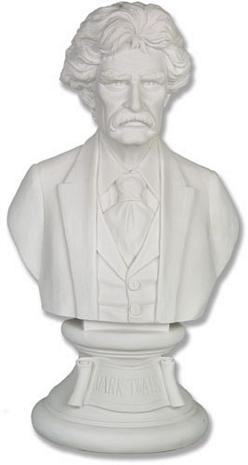 Mark Twain Bust - Photo Museum Store Company