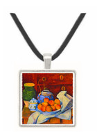 Still Life with Chest of Drawers - Paul Cezanne -  Museum Exhibit Pendant - Museum Company Photo