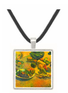 Still Life with Fruit by Gauguin -  Museum Exhibit Pendant - Museum Company Photo