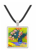 Still Life with Oleander by Van Gogh -  Museum Exhibit Pendant - Museum Company Photo