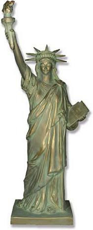 Statue Of Liberty - Life-Sized & Large Format Sculptures - Photo Museum Store Company