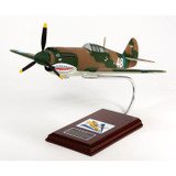 Tex Hill P40 Model Airplane - Photo Museum Store Company