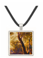 Study at Marble Town - Asher Brown Durand -  Museum Exhibit Pendant - Museum Company Photo