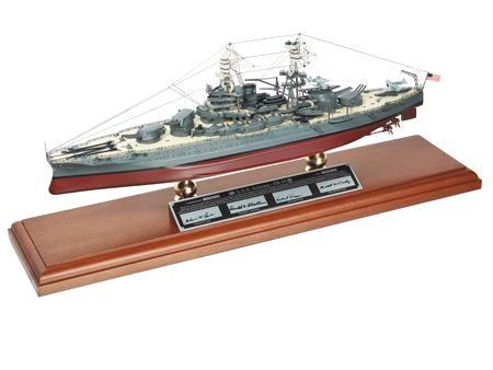 USS Arizona BB-39 Battleship Model - Photo Museum Store Company
