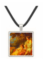 Summer - Francois Boucher -  Museum Exhibit Pendant - Museum Company Photo