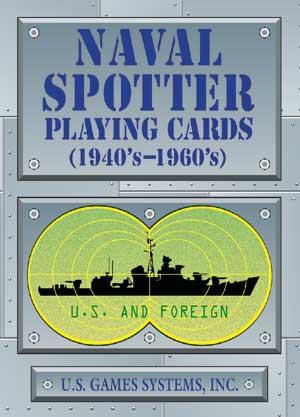 Naval Spotter Playing Cards (1940s1960s) - Photo Museum Store Company