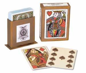 Civil War Illuminated Playing Card Deck - Photo Museum Store Company