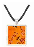Swallows and Flowering Branches - Chiang Ting hsi -  Museum Exhibit Pendant - Museum Company Photo
