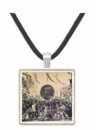 The Balloon by Manet -  Museum Exhibit Pendant - Museum Company Photo
