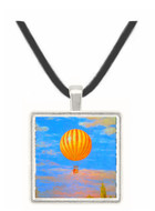 The Baloon by Merse -  Museum Exhibit Pendant - Museum Company Photo