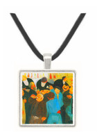 The bistro by Felix Vallotton -  Museum Exhibit Pendant - Museum Company Photo