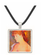 The Blond Nude by Manet -  Museum Exhibit Pendant - Museum Company Photo
