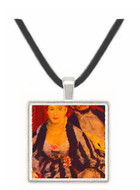 The Box - Auguste Renoir -  Museum Exhibit Pendant - Museum Company Photo