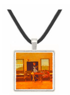 The Country School - Winslow Homer -  Museum Exhibit Pendant - Museum Company Photo