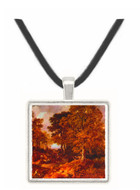 The Forest - Thomas Gainsborough -  Museum Exhibit Pendant - Museum Company Photo