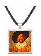 The Jolly Toper - Franz Hals -  Museum Exhibit Pendant - Museum Company Photo