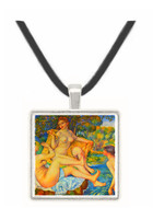The Large Bathers by Renoir -  Museum Exhibit Pendant - Museum Company Photo