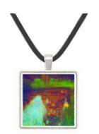 The Marsh by Klimt -  Museum Exhibit Pendant - Museum Company Photo