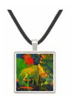 The Mold by Gauguin -  Museum Exhibit Pendant - Museum Company Photo