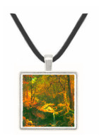 The Mountain by Bierstadt -  Museum Exhibit Pendant - Museum Company Photo