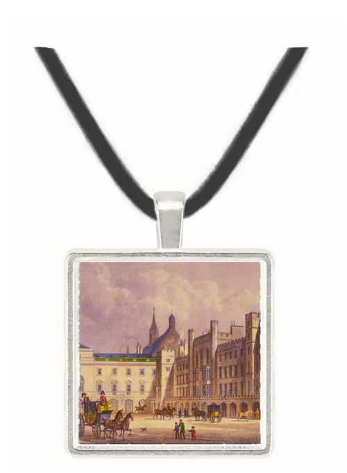 The Parliament House -  from Old... - Thomas Hosmer Shepherd -  Museum Exhibit Pendant - Museum Company Photo