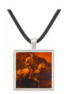 The Polish Rider - Rembrandt Harmenszoon van Rijn -  Museum Exhibit Pendant - Museum Company Photo