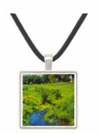 The Pool by Bunker -  Museum Exhibit Pendant - Museum Company Photo