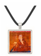The Priest Gonzo - Tarquinia - Tombe de Triclinio -  -  Museum Exhibit Pendant - Museum Company Photo