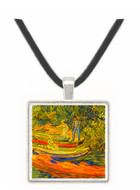 The Riverbank - Kent - William Tombleson -  -  Museum Exhibit Pendant - Museum Company Photo