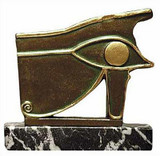 Eye or Horus - Louvre Museum, Paris,  1085BC - Photo Museum Store Company