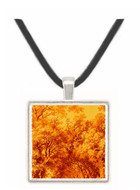 The Shady Walk - Jean Honore Fragonard -  Museum Exhibit Pendant - Museum Company Photo