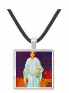 The Sultan by Manet -  Museum Exhibit Pendant - Museum Company Photo