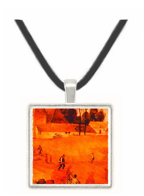 The Summer - the Death of the Buddha (portion) - unknown artist -  -  Museum Exhibit Pendant - Museum Company Photo