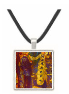 The Swing - Auguste Renoir -  Museum Exhibit Pendant - Museum Company Photo