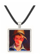 The Torn Hat - Thomas Rossiter -  Museum Exhibit Pendant - Museum Company Photo