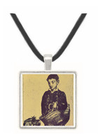 The urchin by Manet -  Museum Exhibit Pendant - Museum Company Photo