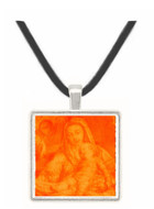 The Virgin with the Child - Alessandro Gherardini -  Museum Exhibit Pendant - Museum Company Photo