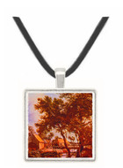 The Watermill - Meindert Hobbema -  Museum Exhibit Pendant - Museum Company Photo