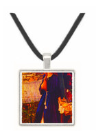 Thoughts of the Past (1859) - J.H. Clark -  Museum Exhibit Pendant - Museum Company Photo