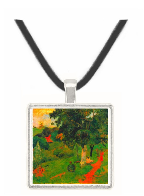 To and Fro by Gauguin -  Museum Exhibit Pendant - Museum Company Photo
