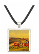 To the Craners of England - Henry Alken -  Museum Exhibit Pendant - Museum Company Photo