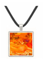 Two Bathers - Auguste Renoir -  Museum Exhibit Pendant - Museum Company Photo