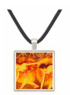 Two Dancers - Edgar Degas -  Museum Exhibit Pendant - Museum Company Photo