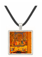 Untitled 1 - unknown artist -  Museum Exhibit Pendant - Museum Company Photo