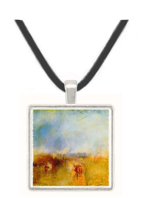 Venice by Joseph Mallord Turner -  Museum Exhibit Pendant - Museum Company Photo