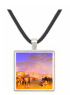 Venice from the canal by Joseph Mallord Turner -  Museum Exhibit Pendant - Museum Company Photo