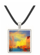 Venice, the Piazetta by Joseph Mallord Turner -  Museum Exhibit Pendant - Museum Company Photo