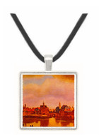 View of Delft - Jan Vermeer van Delft -  Museum Exhibit Pendant - Museum Company Photo