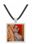 Virgin and Saint John - Roger van der Weyden -  Museum Exhibit Pendant - Museum Company Photo